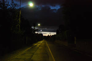 Sunday evening after the rain