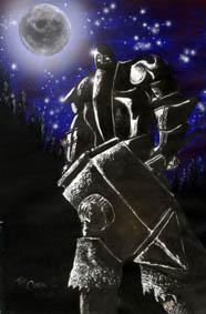 Nightman by oICEMANo