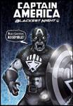 Black Lantern Captain America