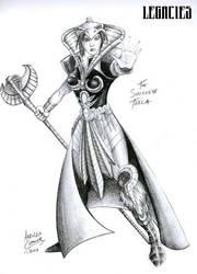 Sorceress Teela - Legacies by oICEMANo