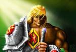 Snake-Armour He-Man