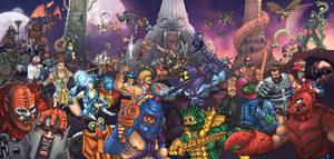 Grayskull Con Poster