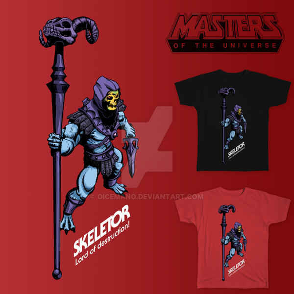 Lord of Destruction T-Shirt by oICEMANo