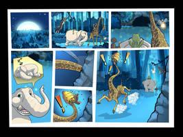Jungle Beat Comic page 22