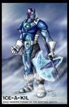 Ice-A-Kil -Cold Hearted Tyrant