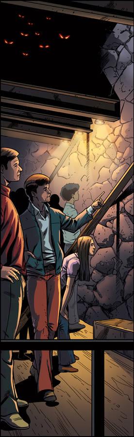 Mutants and Masterminds - Underground