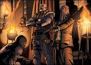 Mutants and Masterminds - Mafia