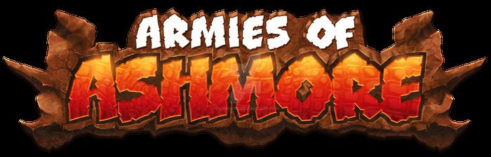 Armies of Ashmore logo