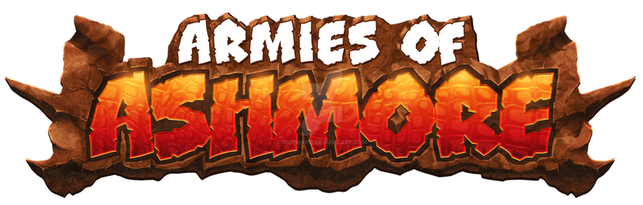 Armies of Ashmore logo by oICEMANo