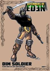 Defenders of Eden - DIM soldier