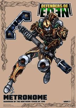 Defenders of Eden - Metronome