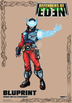 Defenders of Eden - BluPrint