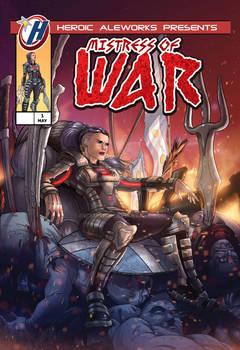 Heroic Aleworks Presents Mistress of War