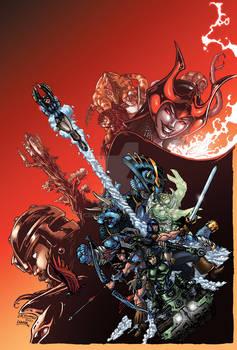 Defenders of Eden cover