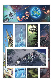 Defenders of Eden #1 pg1
