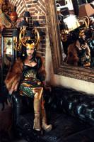 fem Loki by souji-yarou