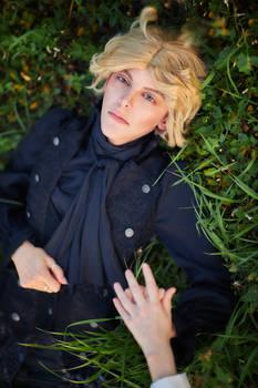 Young Gellert Grindelwald