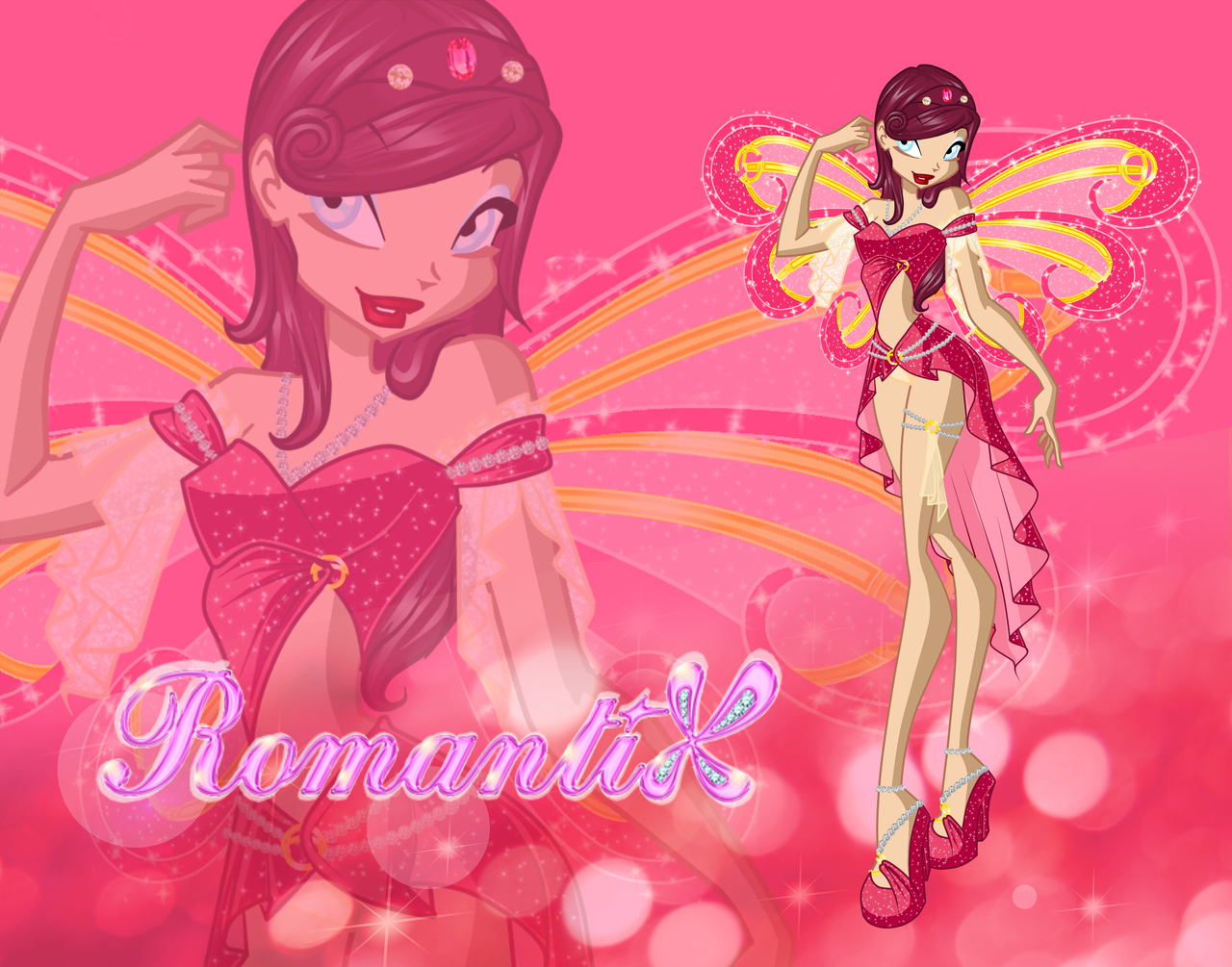 Cherry RomantiX by Cristalinawinx on DeviantArt