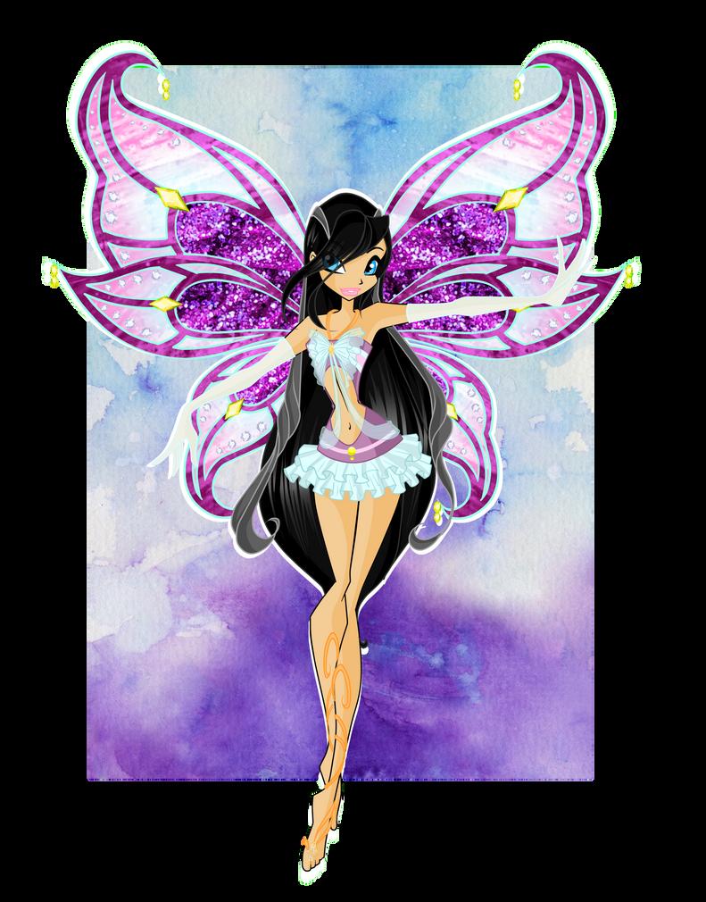 GF Mia new's Enchantix by Cristalinawinx