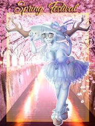 [BF] Spring Festival - Morwen by KawasuYokune