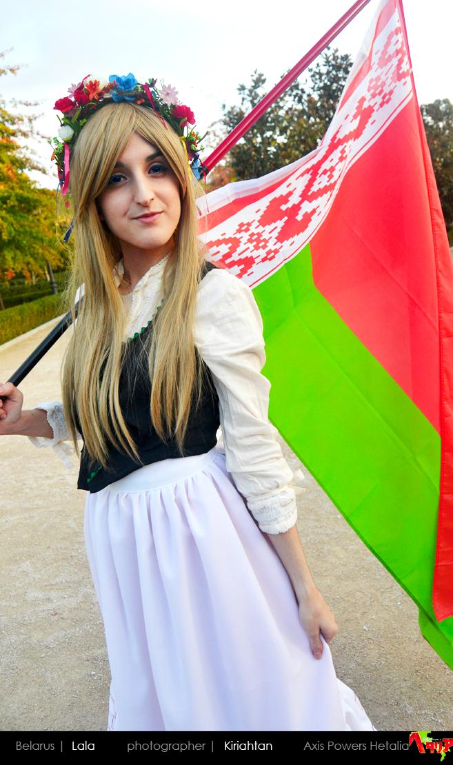 APH - Belarusian Pride by CallOfFateAndDestiny
