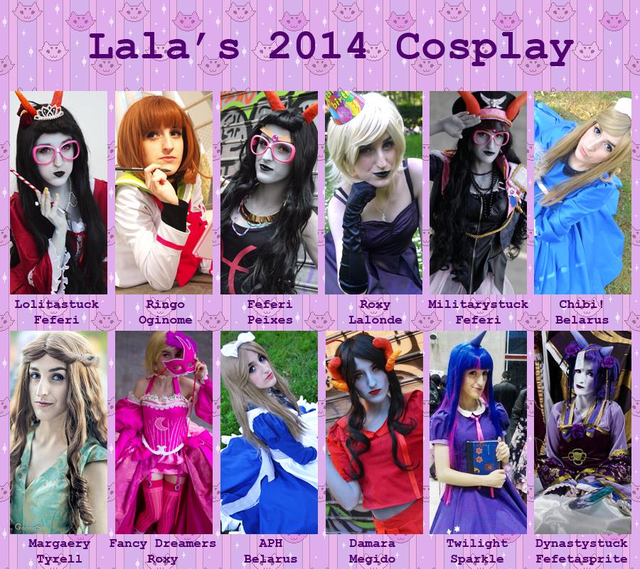 Lala's 2014 Cosplay by CallOfFateAndDestiny