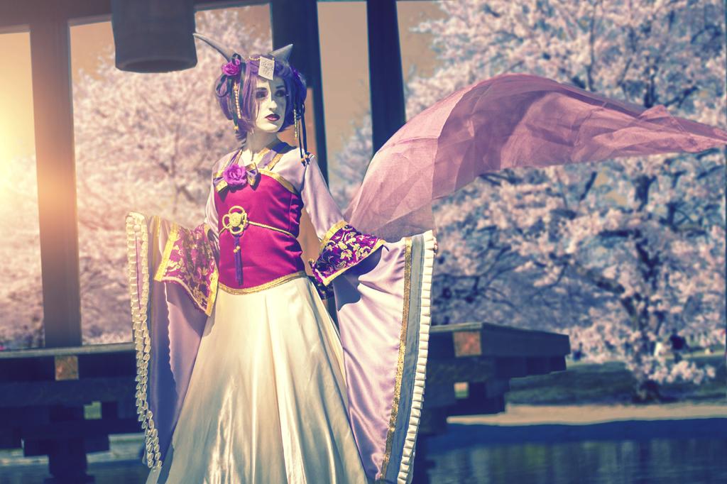 Mystic Flower - Fefetasprite Dynastystuck by CallOfFateAndDestiny