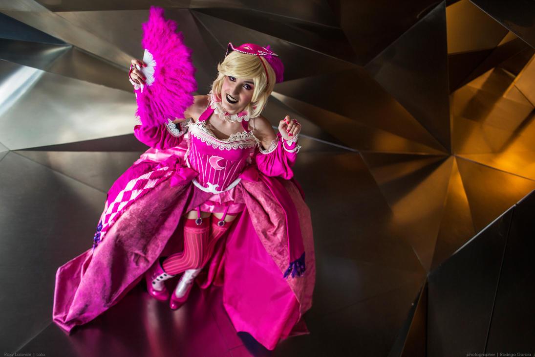 I am a dreamer - Roxy Lalonde Ballgown Dreamers by CallOfFateAndDestiny