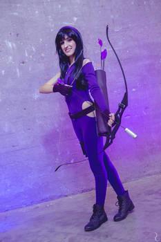 Super hero - Kate Bishop Hawkeye Cosplay