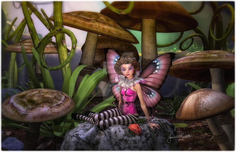 Hidden Wonders by DigiCuriosityDesigns