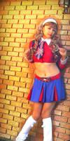 British School Girl