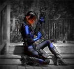 Battlesuit Jill