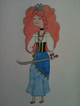 Adventure Time: Iron Mary