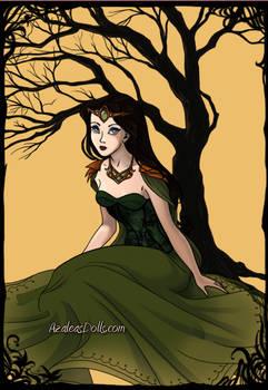 Celeste the Goblin Queen