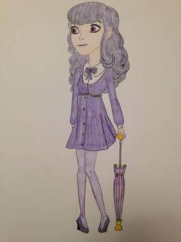 Violet the Vampire Princess