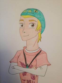 Martin Mystery as Fred