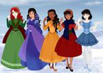DYS Christmas Girls 1