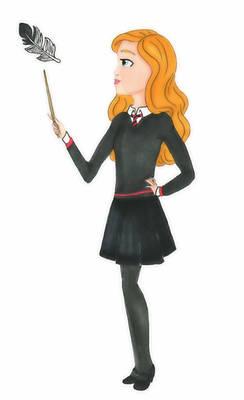 Rose in Gryffindor