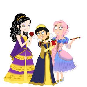 The Cul-De-Sac Princesses