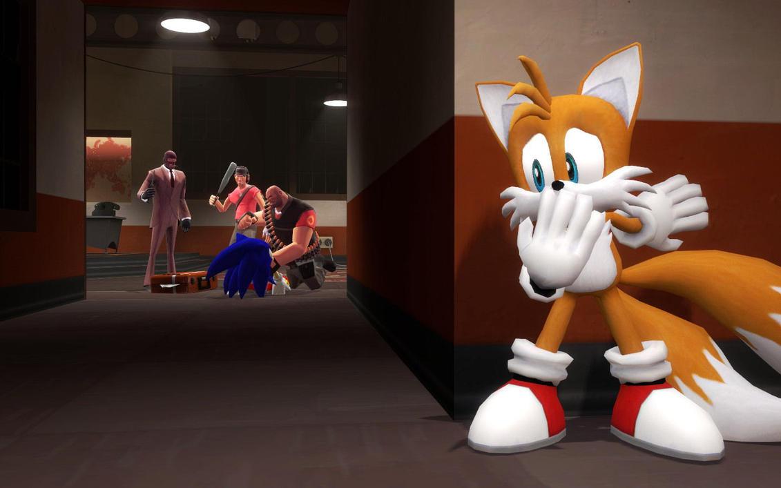 Sonic desnudo nackt video