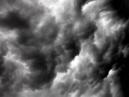 Stock Photo Storm clouds