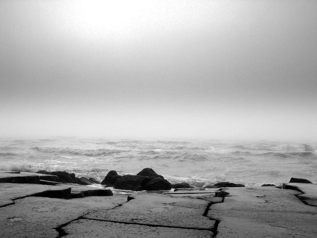 Misty Sea 2 by rich35211
