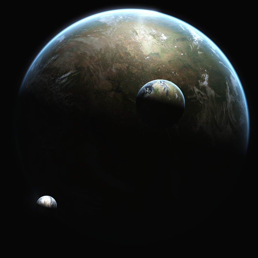 Ventura Planets by rich35211