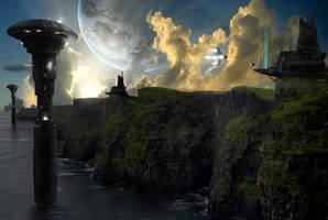 Empire's Edge by rich35211