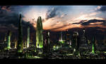 Futuristic City 3 test