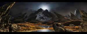 Moon Light Fantasy Matte Paint
