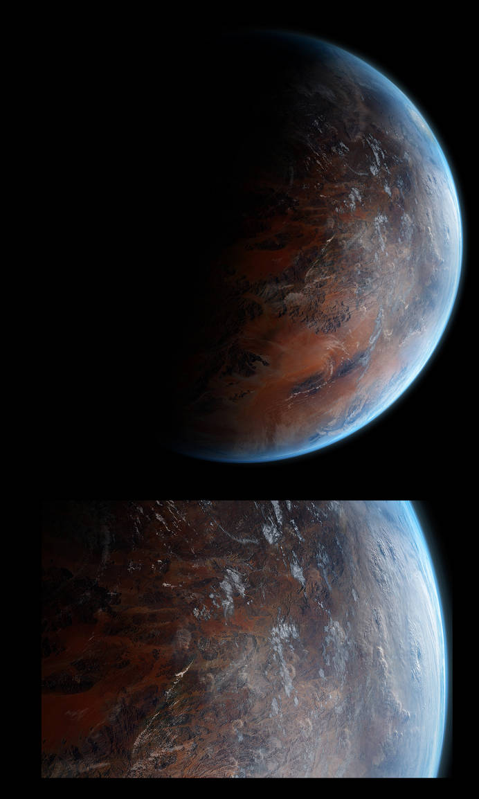 Planet Matte for the movie HENRi by rich35211