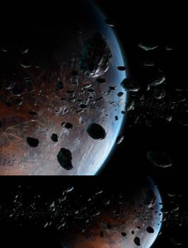 Asteroids Test