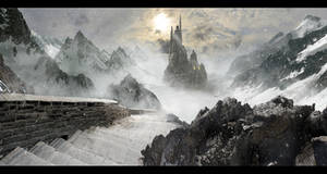TLG Ice Castle by rich35211