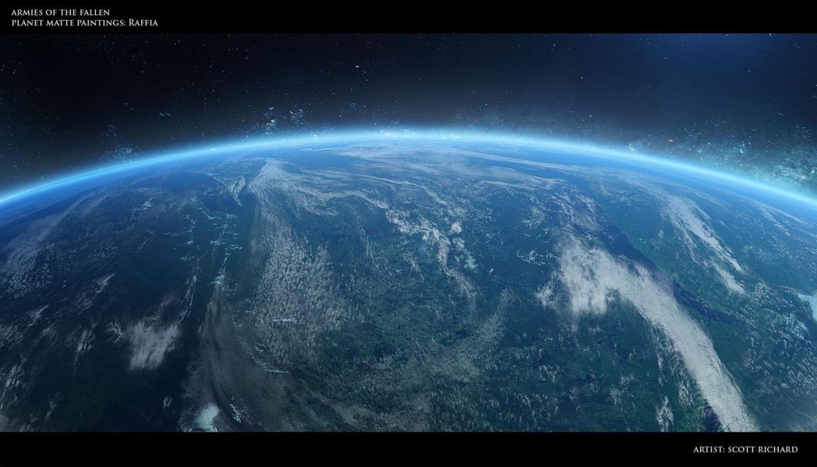 AOTF Planet Matte 2 by rich35211